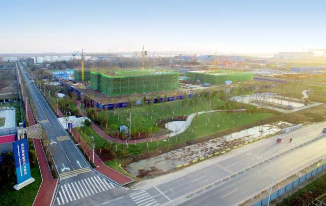 华夏幸福国内外产业新城集体开工,全力推进县域高质量发展