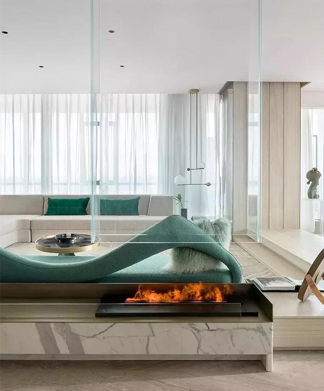 别墅设计,让你感受到温柔的空间力量!