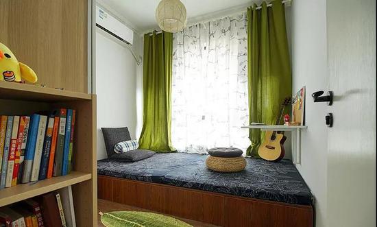 芜湖小户型书房装修布置节