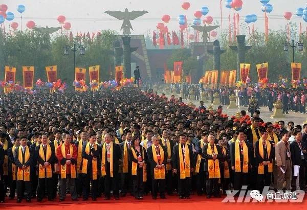 """國際華商節將于10月17日在商丘舉辦,""""富商""""崛起!"""