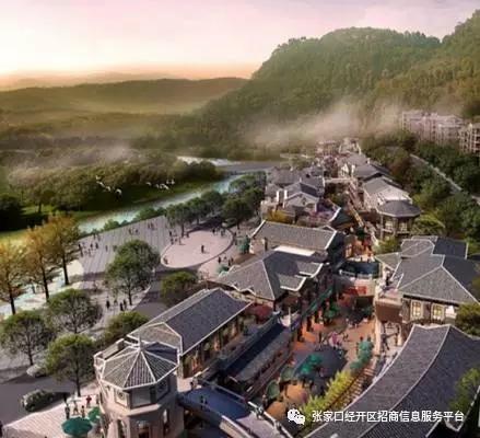 张家口洋河新区拟打造姚家房12平方公里文体小镇