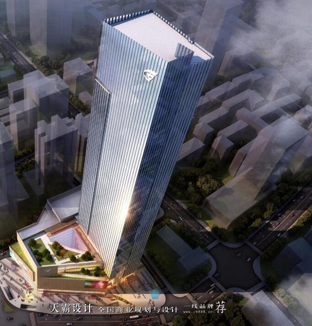 贵阳壹号THE ONE购物中心:好一座融入林城文化的商业中心