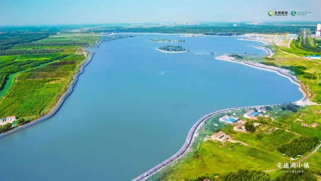 安德湖小镇湖畔洋房景观示范区,5.16惊艳绽放!