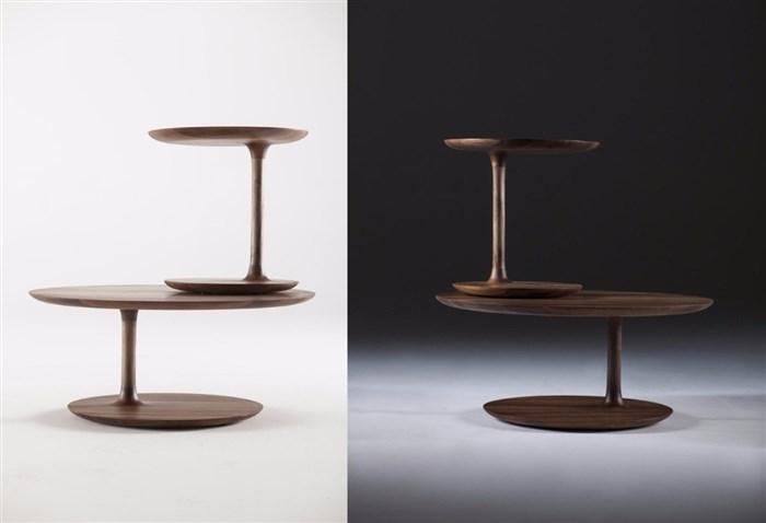 8000C現代邊桌觀賞性和實用性兼具的好家具