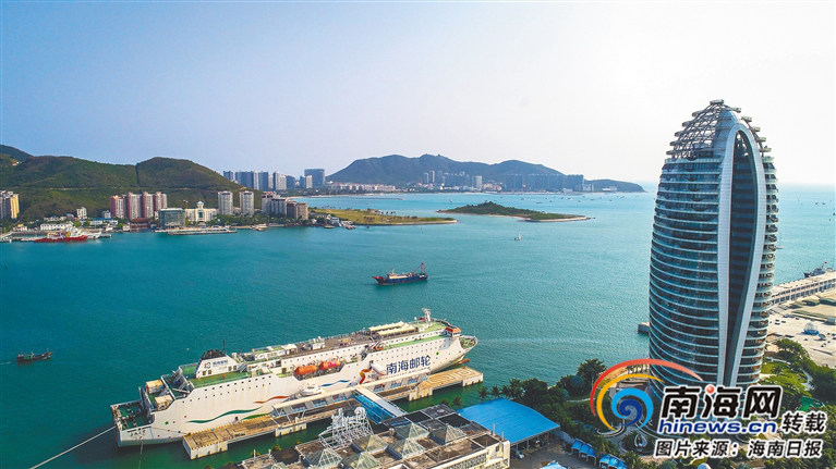 三亚蝶变四十年 从渔村到建设世界级滨海旅游城市