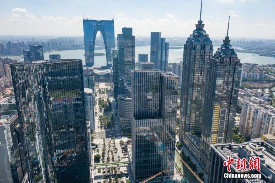广州甲级办公楼第三季度租金增幅创八年新高