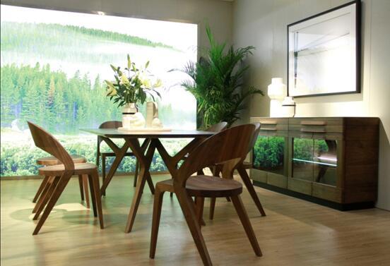 百强家具马丁系列 开启高端实木家具的臻品时代