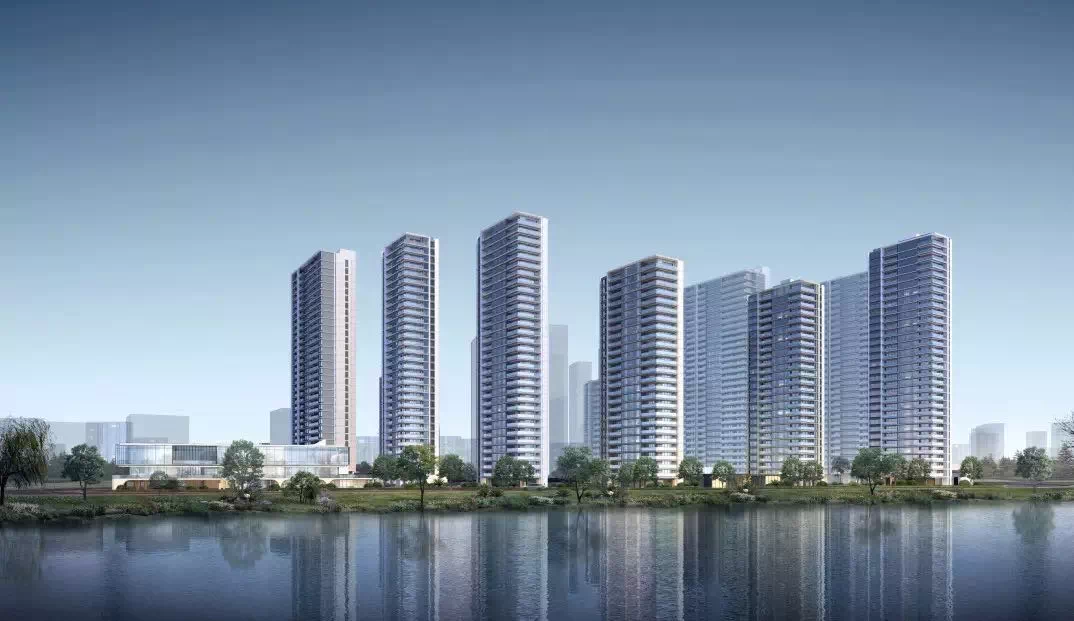 绿城德达�m园现代美学与科技的融合 成就建筑经典