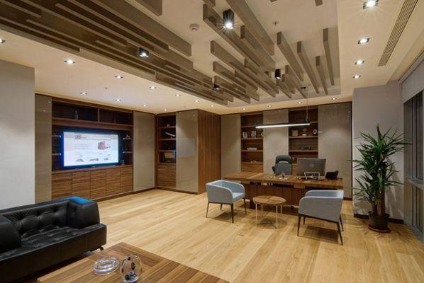 富达平台登录办公室设计打造的重要功能区