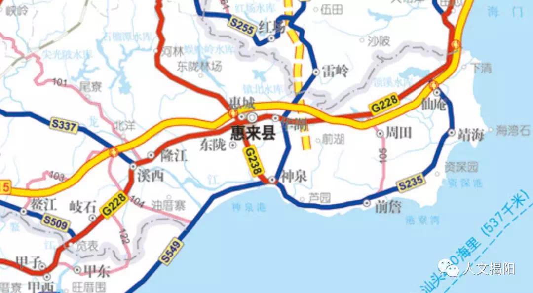 广东滨海旅游公路揭阳段2020年启动建设!高大上规划设计!