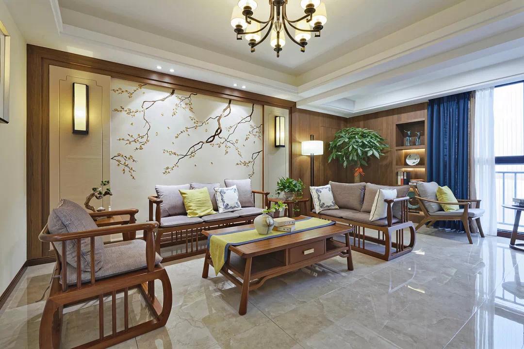 新中式家装:享受传统文化和舒适带来的美好体验 新中式 家装 第5张