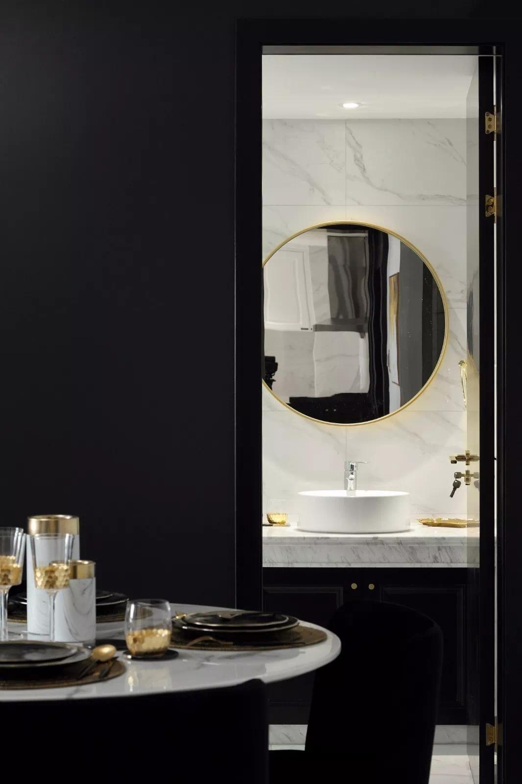 打造高级感的家,低调而奢华,你需要黄铜元素! 高级感 黄铜元素 第10张