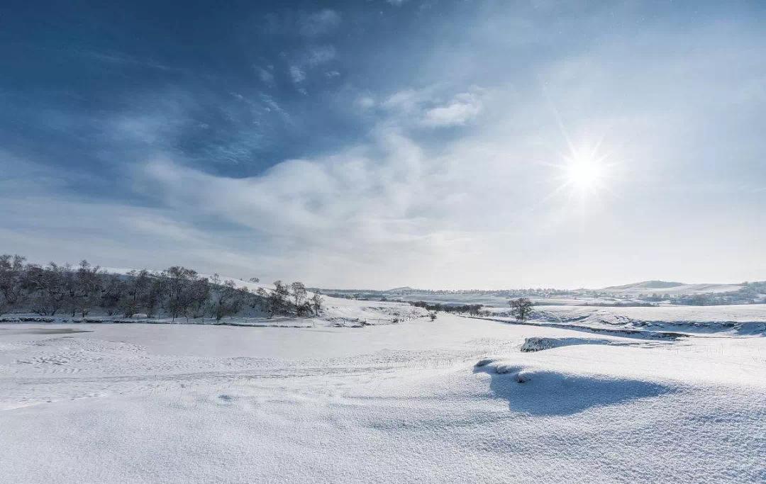 """你见过被白雪覆盖的中国版66号公路""""草原天路""""吗?"""